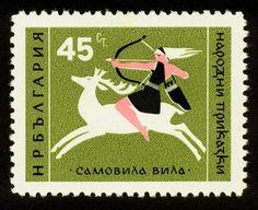Bulgarian Folk Tales: Stefan Kanchev
