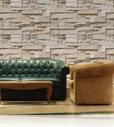 Taş Desen Duvar Kağıdı Modeli