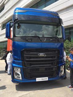 Ford Trucks, Big Rig Trucks, Ford Company, Sport Truck, Gas Monkey Garage, Cab Over, Truck Interior, Classic Trucks, Concept Cars