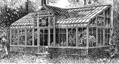 For west side rear... Victorian Greenhouse
