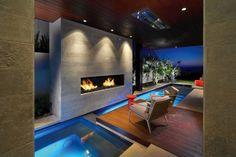 ** indoor swimming pool