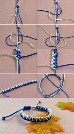 Like thread braided bracelet? LC.Pandahall.com will publish the tutorial soon.   #pandahall