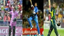 Most Dangerous TOP 10 Hard Hitters in Cricket HQ-Video