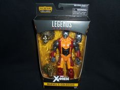 Marvel Legends Marvel's Colossus 2017 Series Warlock BAF X-Men New Free Shipping #Hasbro