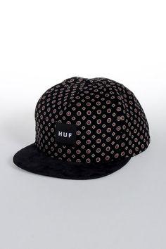 3e73b4621c7 Flower Cord Snapback - HUF - Hats   JackThreads Huf Hats
