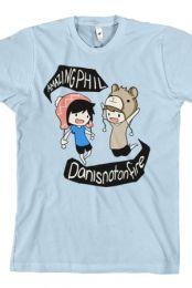 Phil & Dan (Light Blue)