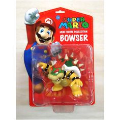 Super Mario Brothers 3-inch Bowser Figure