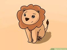Image titled Draw a Lion Step 17