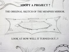 How the Memphis Mirror originally started out, was a great project..!