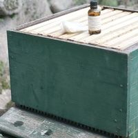 We have told the story before about how we stumbled into beekeeping. Our first year as beekeepers we were able to attract a swarm directly into a hive without much effort. Last season we got 4 the...