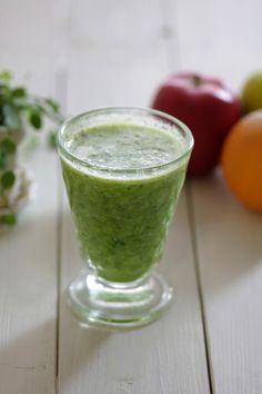 美肌を作る朝食♡低カロリーなグリーンスムージー