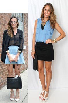 J's Everyday Fashion: Today's Everyday Fashion: Nighttime