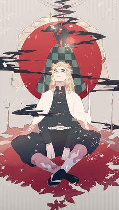 Kimetsu no Yaiba (Demon Slayer) Image - Zerochan Anime Image Board Otaku Anime, Manga Anime, Anime Demon, Manga Art, Anime Art, Demon Slayer, Slayer Anime, I Love Anime, Anime Guys