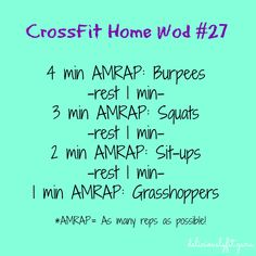 54 Best CrossFit and Fitness images in 2019 | Crossfit