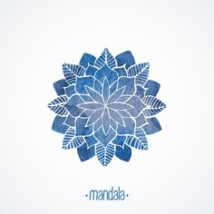Mandala. Flower Meditation on Behance