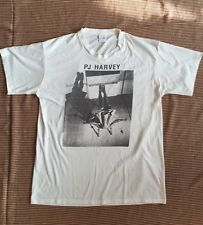 PJ HARVEY Rid Of Me Hand Painted Pop Art Retro Goth Rock Vintage Style T-shirt tT6M2kOrB