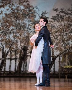 ballet ballerina danseur etoile Paris Opera Ballet ludmila pagliero Mathieu Ganio onegin tell them I died happy neverending onegin spam