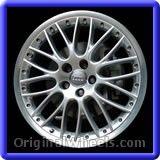 Audi A6 2008 Wheels & Rims Hollander #58814 #Audi #A6 #AudiA6 #2008 #Wheels #Rims #Stock #Factory #Original #OEM #OE #Steel #Alloy #Used