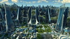 ANNO 2205: Frontiers DLC Launches with New Trailer