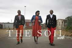 """Interviewed and shot by Afripop- the trio explain their story and inspirations for their """"melodic meditation"""". Amazing acapella talent from Soweto, SA"""