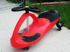 Post image for Plasma Car Review and Give Away, A great outdoor toy for the entire family.