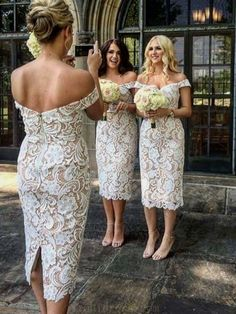 Bridesmaid dresses. Choose a best suited bridesmaid dress for your wedding. You should consider the dresses which would certainly flatter your bridesmaids, simultaneously, match your wedding style.