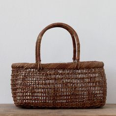 青森あけびのかごバッグ | hitofushi | 暮らしの道具と和の歳時記