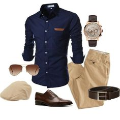 5 Weekend Outfit Ideas - A Gentleman's Lifestyle