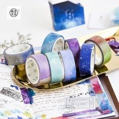 Bricks x Castle (FreeShipping)(@bricksxcastle):「 Check out these The Galaxy Washi Tapes in store with code BLACKFRIDAY for 20% off storewide and… 」