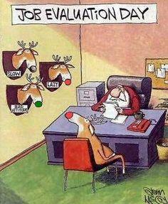 funny christmas cartoons 33jpg 350426 job humor - Funny Christmas Cartoons
