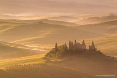 Val d'Orcia - http://www.tuscanyphotosafari.it/