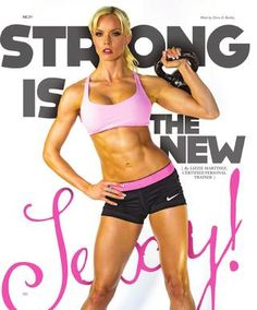 'Strong is the New Sexy!' The City Magazine | July 2015
