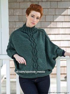 66 Ideas Crochet Patterns For Women Ponchos Free Knitting Poncho Knitting Patterns, Knitted Poncho, Easy Knitting, Crochet Shawl, Knitting Stitches, Easy Crochet, Knitting Machine, Crochet Toys, Models