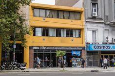 Centro Cultural Ricardo Rojas, Congreso, Buenos Aires, Argentina.