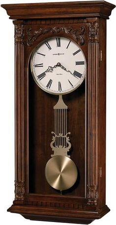 Wall Clock Price, Wall Clock Online, Mantel Clocks, Wood Clocks, Antique Clocks, Chiming Wall Clocks, Howard Miller Wall Clock, Dentil Moulding, Clocks For Sale
