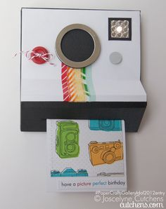 Polaroid camera tutorial! I found it!