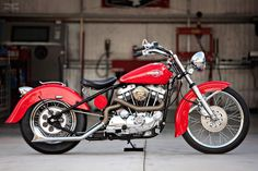 Harley-Davidson Ironhead DiSalvo DP Customs 4