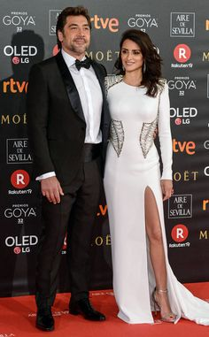 Javier Bardem & Penelope Cruz from The Big Picture: Today's Hot Photos