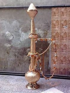 Old hookah  | Come to Lux Lounge in West Bloomfield, MI to relax with friends at a premiere hookah lounge in an upscale atmosphere!  Call (248) 661-1300 or visit www.luxloungewb.com for more information!