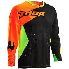 Oneal ultra Lite le70 Jersey MX MTB Moto Cross Enduro mountainbike camiseta negro