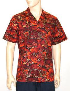 ac4c0b7e Tropical Style Resort Cotton Shirts : Shaka Time Hawaii Clothing Store…