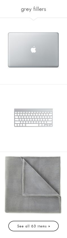 """""""grey fillers"""" by here-i-stand ❤ liked on Polyvore featuring fillers, electronics, accessories, tech, laptops, backgrounds, detail, magazine, text and embellishment"""