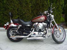 Harley-Davidson 2009 XL 1200C Sportster® 1200 Custom