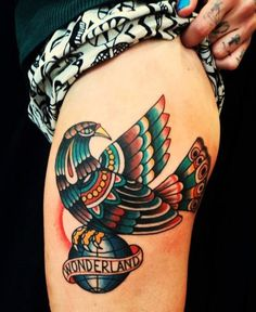 Birds Tattoos and Designs| Page 38