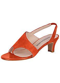 Heine Suede Sandals