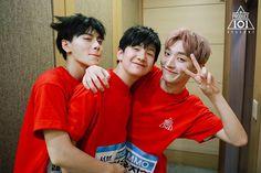 Show Time ; ) Yoo Seonho, Nu'est Jr, Produce 101 Season 2, Kim Jaehwan, Ha Sungwoon, Ji Sung, South Korean Boy Band, Cute Boys, Boy Bands
