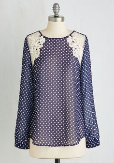 Graceful Gathering Top From the Plus Size Fashion Community at www.VintageandCurvy.com