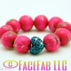 "@facefab's photo: """"Garden of Love"" $11 at Shop.FaceFab.com #OOAK #FaceFabCustomCandy""  Now on Sale!"