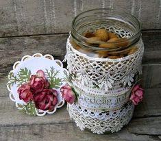 8 Idéias lindas para decorar vidros.
