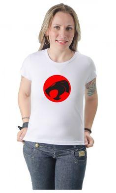 Camiseta Thundercats - Reis Online Camisetas Personalizadas